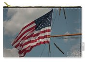 Tall Ship Flag I Carry-all Pouch