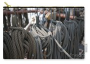 Tall Ship Lines Vi Carry-all Pouch