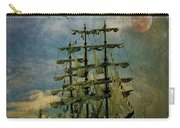 Tall Ship New York Harbor 1976 Carry-all Pouch