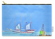 Tall Ship Windy Carry-all Pouch
