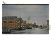 Tall Ships At Gloucester Docks Carry-all Pouch