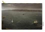 Tall Ships In The Entrance Of Sydney Harbour Carry-all Pouch
