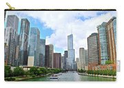 Tall Towers In Chicago Carry-all Pouch