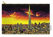 Tallest Building In The World Carry-all Pouch