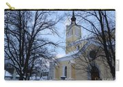 Tallin Church In Winter Carry-all Pouch