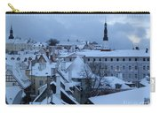 Tallin Old Town Skyline Carry-all Pouch