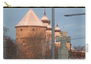 Tallin Towers At Sunrise Carry-all Pouch