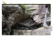Tallulah Gorge Stone Bench 2 Carry-all Pouch