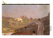 Tamarama Beach Forty Years Ago A Summer Morning  Carry-all Pouch