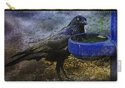 Taming Of The Crow Carry-all Pouch