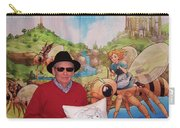 Tammy And Reynold Jay Carry-all Pouch