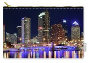 Tampa Bay Pano Lights Carry-all Pouch