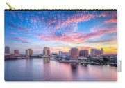 Tampa Bay Sunrise Carry-all Pouch