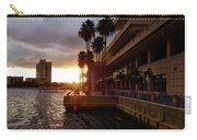 Tampa Bay Sunset Carry-all Pouch