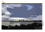 Tampa Bay Work Number Three Carry-all Pouch