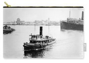 Tampa Florida - Harbor - C 1926 Carry-all Pouch