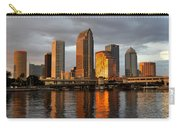 Tampa In Reflection Carry-all Pouch