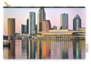 Tampa In Vivid Color Carry-all Pouch