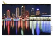 Tampa In Vivid Radiant Color Carry-all Pouch