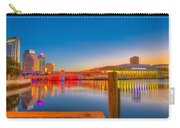 Tampa Sunrise Carry-all Pouch