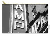 Tampa Theatre Bw Carry-all Pouch
