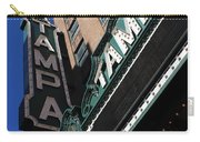 Tampa Theatre  Carry-all Pouch by Carol Groenen