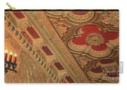 Tampa Theatre Ornate Ceiling Carry-all Pouch