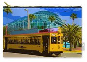 Tampa Trolley Carry-all Pouch