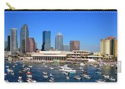 Tampa's Day Panoramic Carry-all Pouch