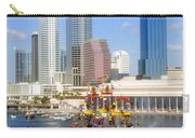 Tampa's Flag Ship Carry-all Pouch