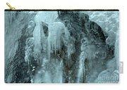 Tangle Falls Frozen Cascade Carry-all Pouch