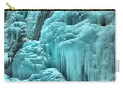 Tangle Falls Frozen Landscape Carry-all Pouch