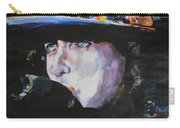 Tangled In Blue Carry-all Pouch
