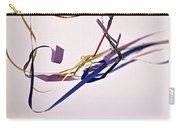 Tangled Ribbons Carry-all Pouch