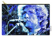 Tangled Up In Blue, Bob Dylan Carry-all Pouch