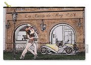 Tango Dancers In The Street Carry-all Pouch