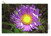 Tansyleaf Aster Carry-all Pouch