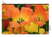 Tantalizing Tulips Carry-all Pouch