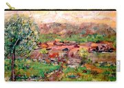 Taos By The River Carry-all Pouch
