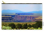 Taos Mountain Glory Carry-all Pouch