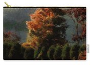 Tapestry Of Clouds Carry-all Pouch