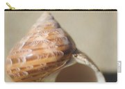 Tapestry Turban Seashell Carry-all Pouch