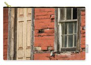 Tar-paper House Door And Window Carry-all Pouch
