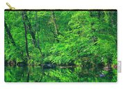 Tar River Reflection Carry-all Pouch