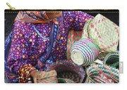 Tarahumara Basket Vendor Carry-all Pouch