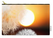 Taraxacum Sunset Carry-all Pouch