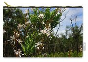 Tarflower Blooming Carry-all Pouch