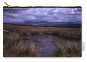Tarn On The Slopes Of Whernside With Pen-y-ghent On The Horizon Yorkshire Dales England Carry-all Pouch