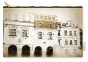 Tarnow In Sepia Carry-all Pouch