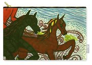 Tarot Of The Younger Self The Chariot Carry-all Pouch